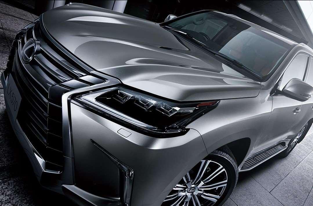 2021】レクサス新型LX フルモデ...